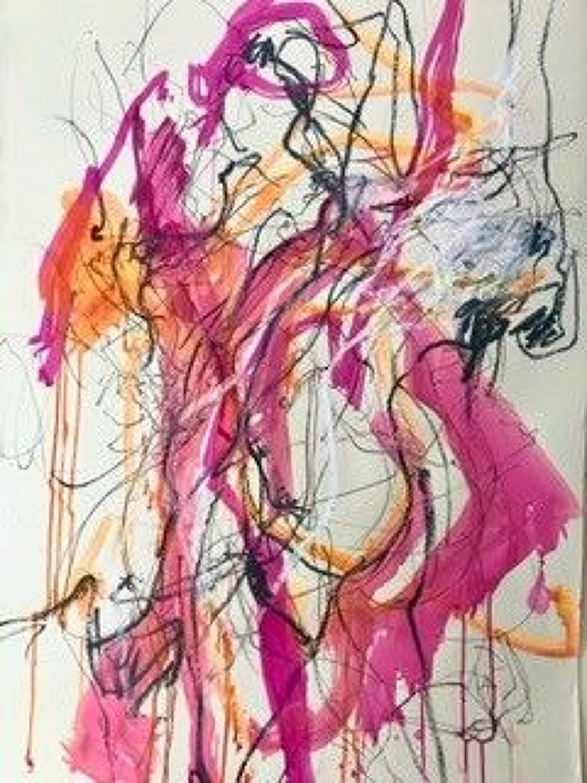 Judith Brenner. Natsumi Dancing.