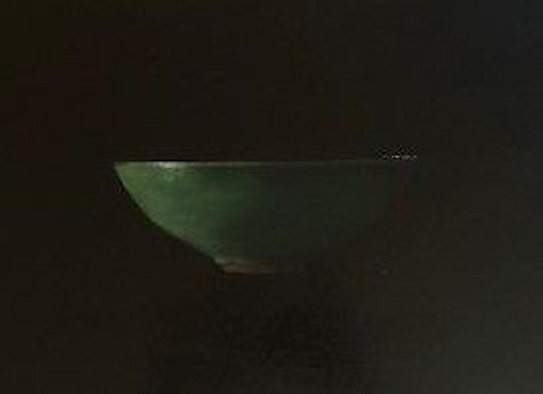 Judith Kuehne. Green teardrops.
