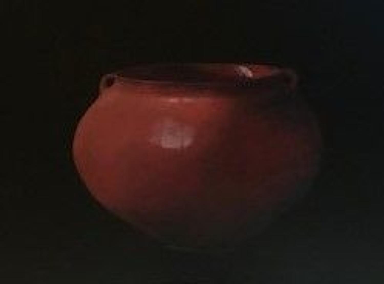Judith Kuehne. Red moon jar.