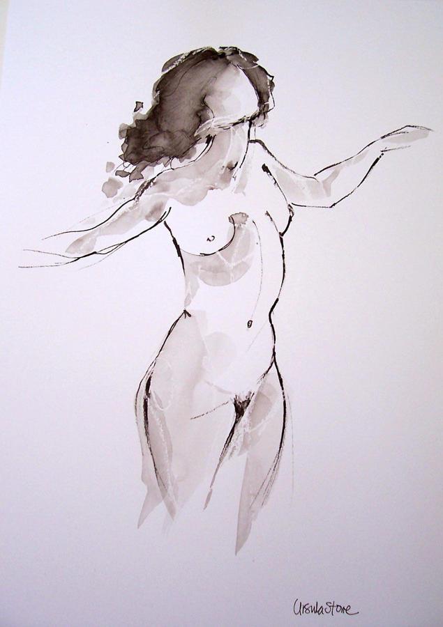 Ursula Stone. Felicity.