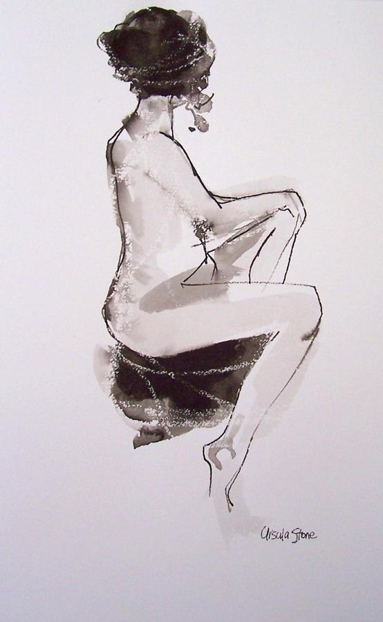Ursula Stone. Elevated.
