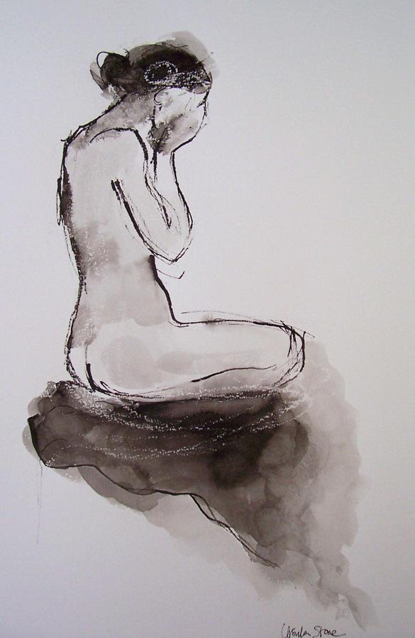 Ursula Stone. Shadows 2.