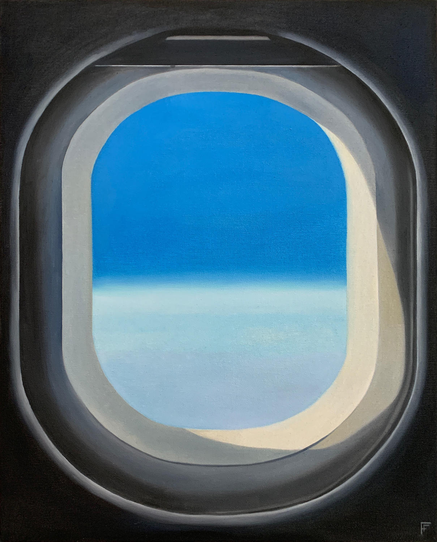 Frances Featherstone. Blue sky thinking.
