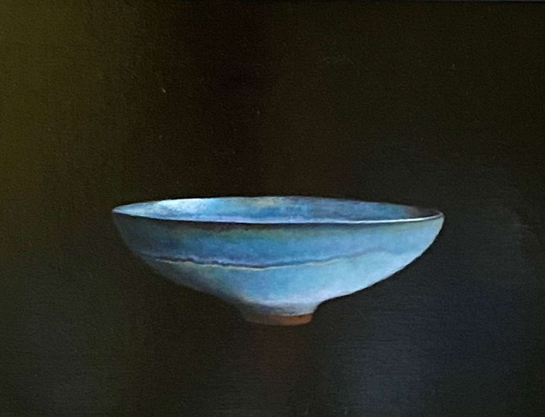 Judith Kuehne. 'Banded Blue'