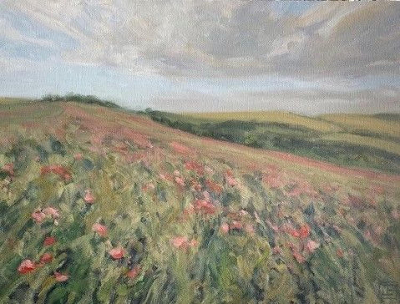 Jaime Etherington. Poppies
