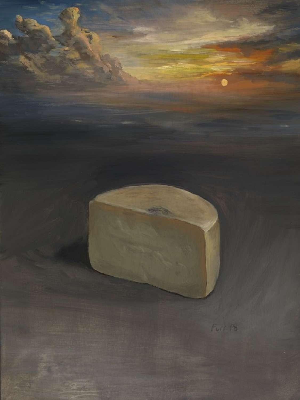 Christian Furr.  Ideazubel by sunset