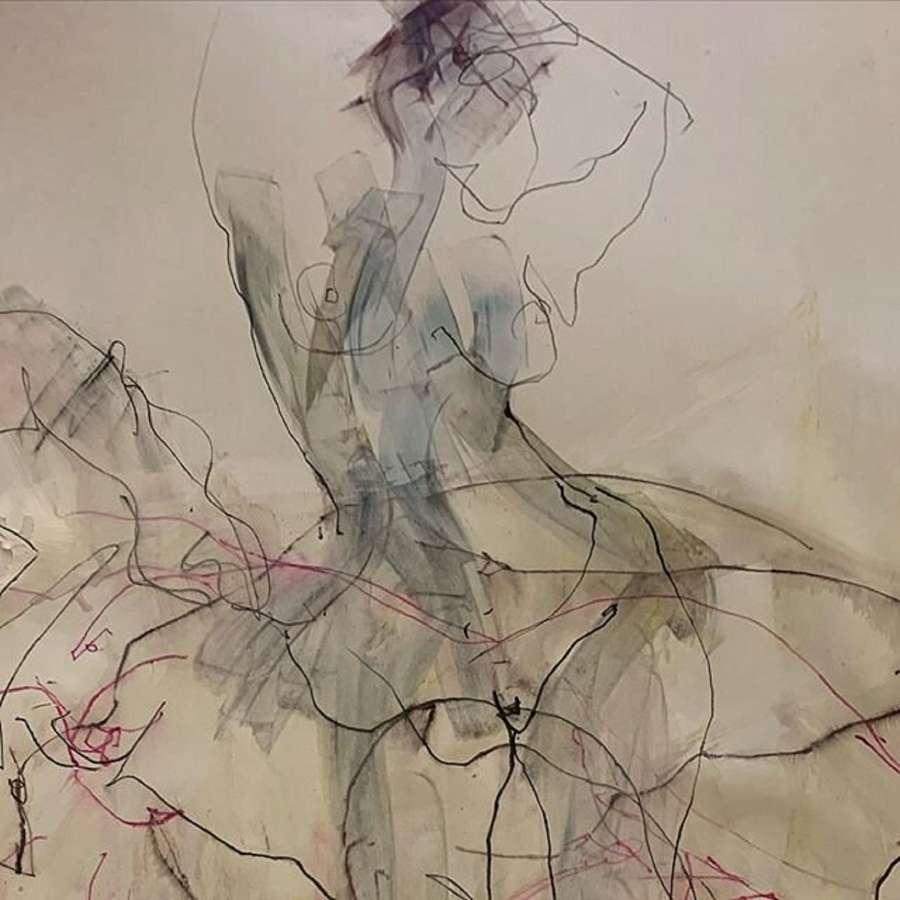 Judith Brenner. Dancer.