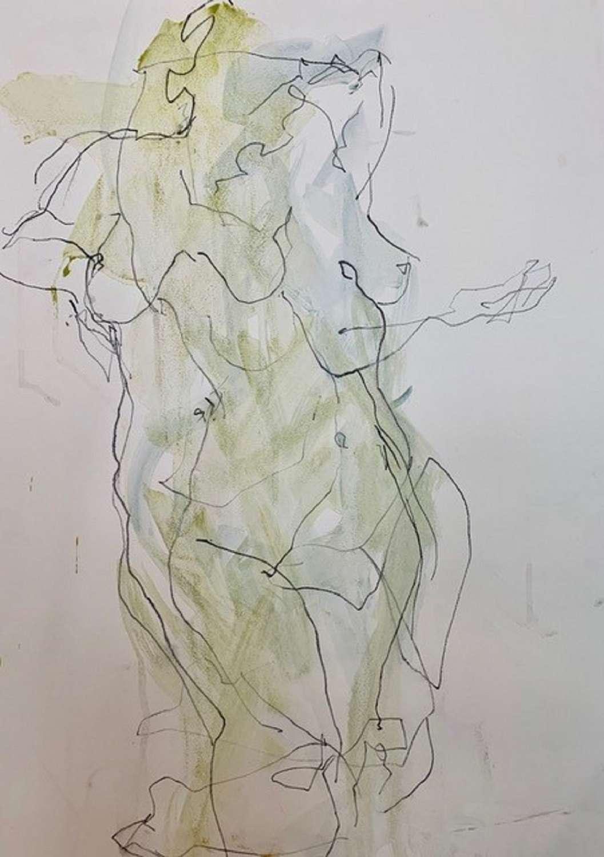 Judith Brenner. Solfrid 3