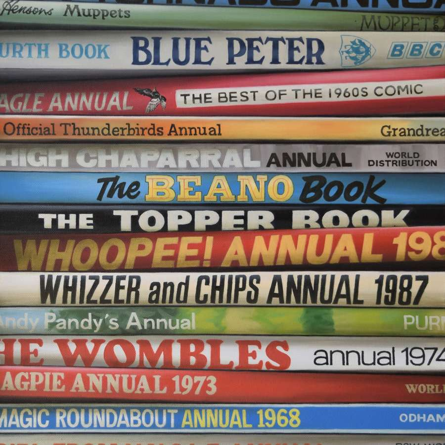 Roo Waterhouse. Whizzer and chips.