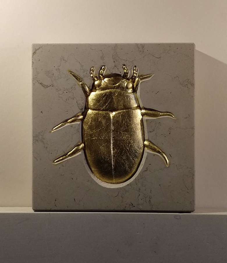 Tracy Steel. Gold Beetle.