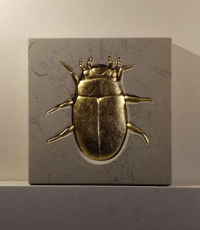 Tracy Steel. Gold Beetle.