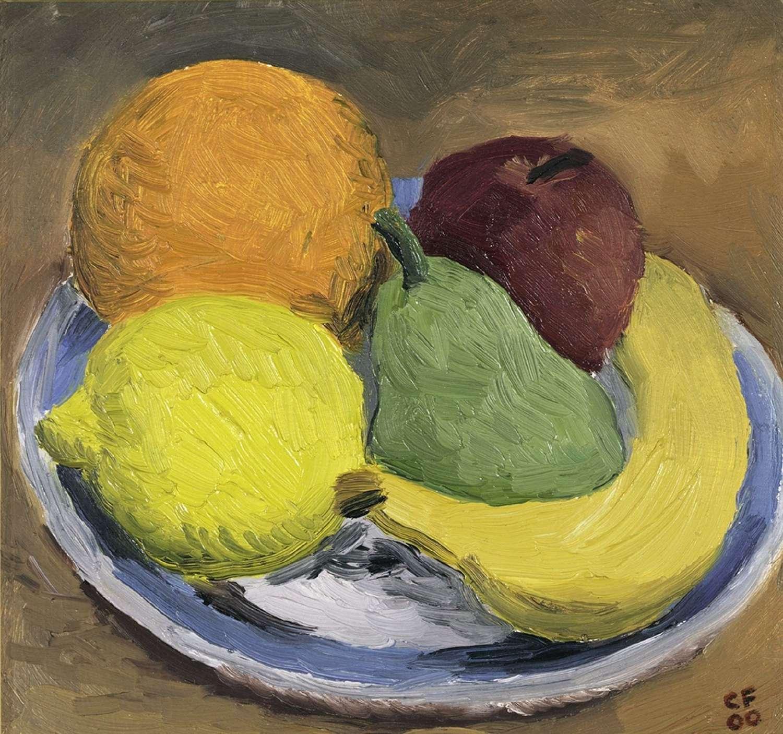Christian Furr. Fruit Bowl.