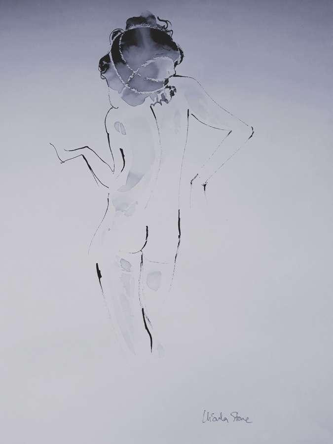 Ursula Stone. Twisting