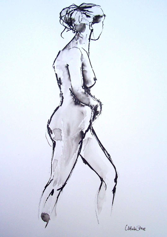 Ursula Stone. Glimpse 2.
