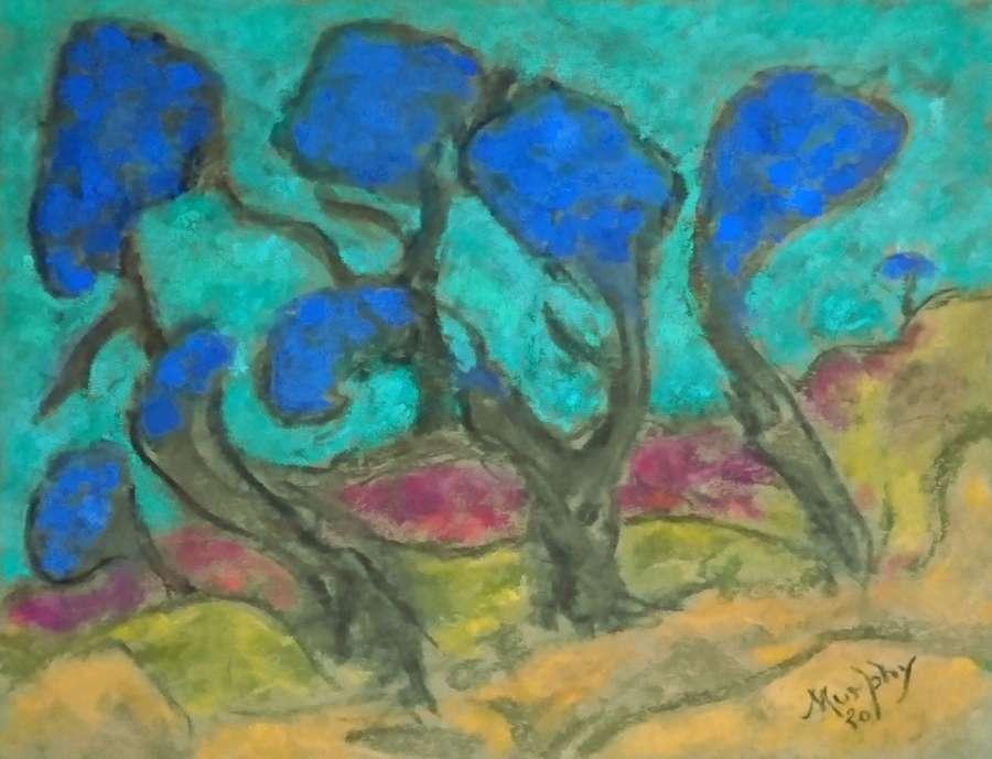 Anthony Murphy. Cedars of Lebanon.
