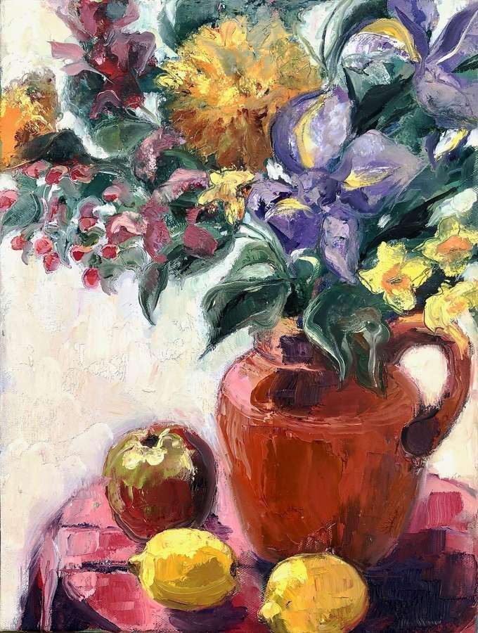 Lindy Dunbar. The Flower Gift.