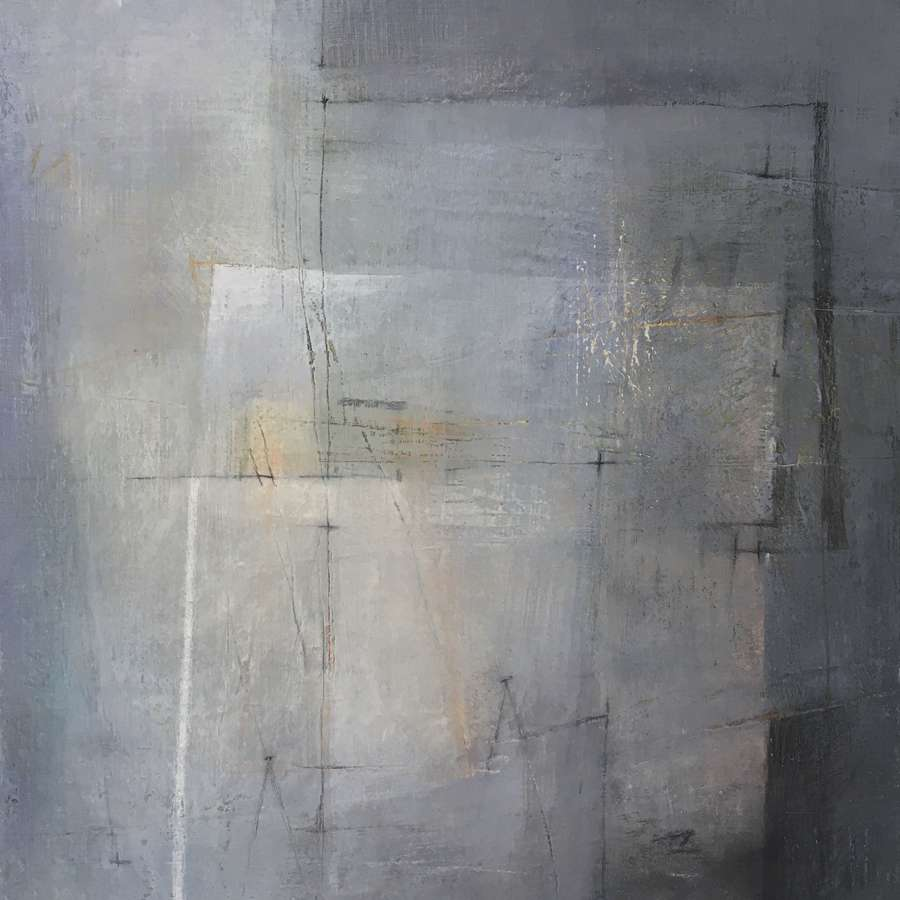 Michele Griffiths.  Wall Fragment.