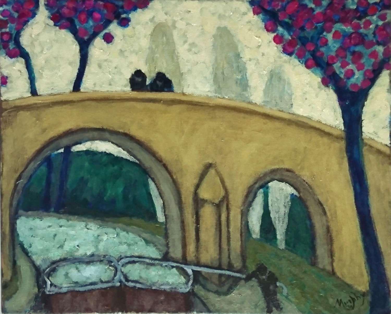 Anthony Murphy. Canal du Midi.