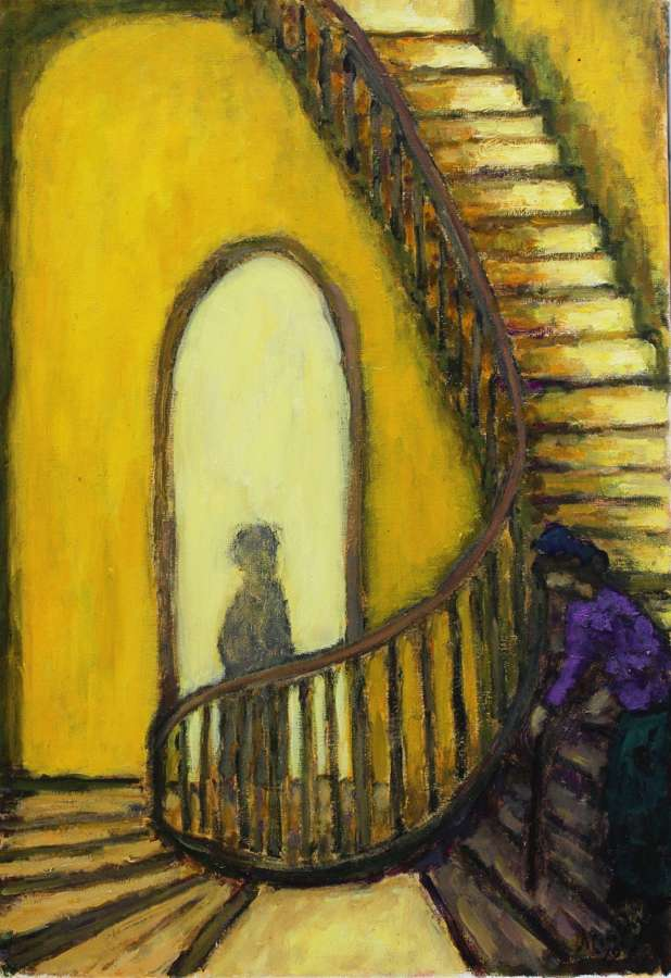 Anthony Murphy. Dublin Staircase.