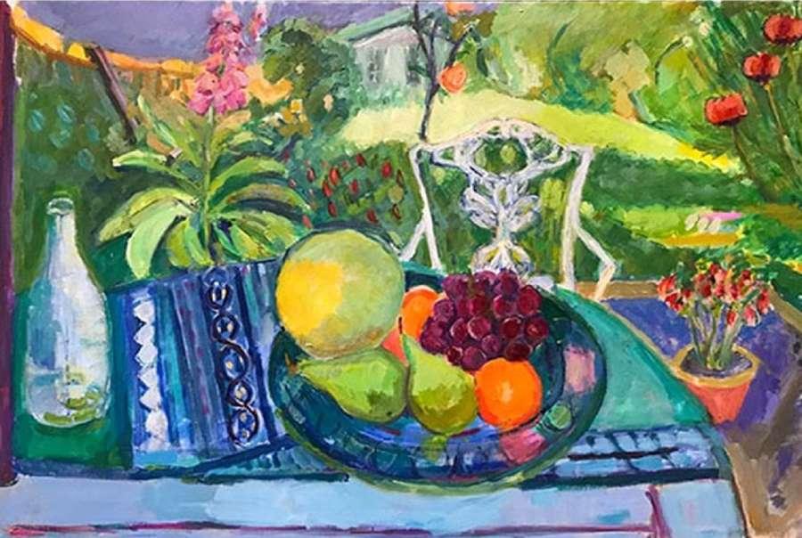 Antonia Ogilvie-Forbes. Garden Studio.