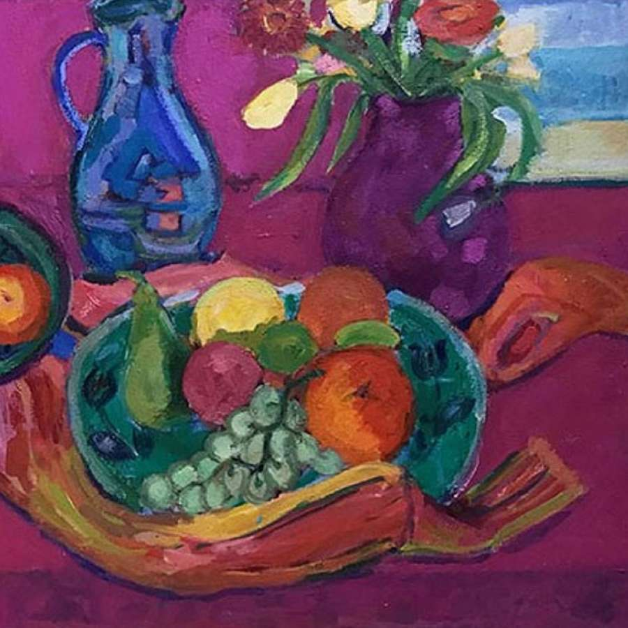 Antonia Ogilvie-Forbes. Moroccan Bowls.