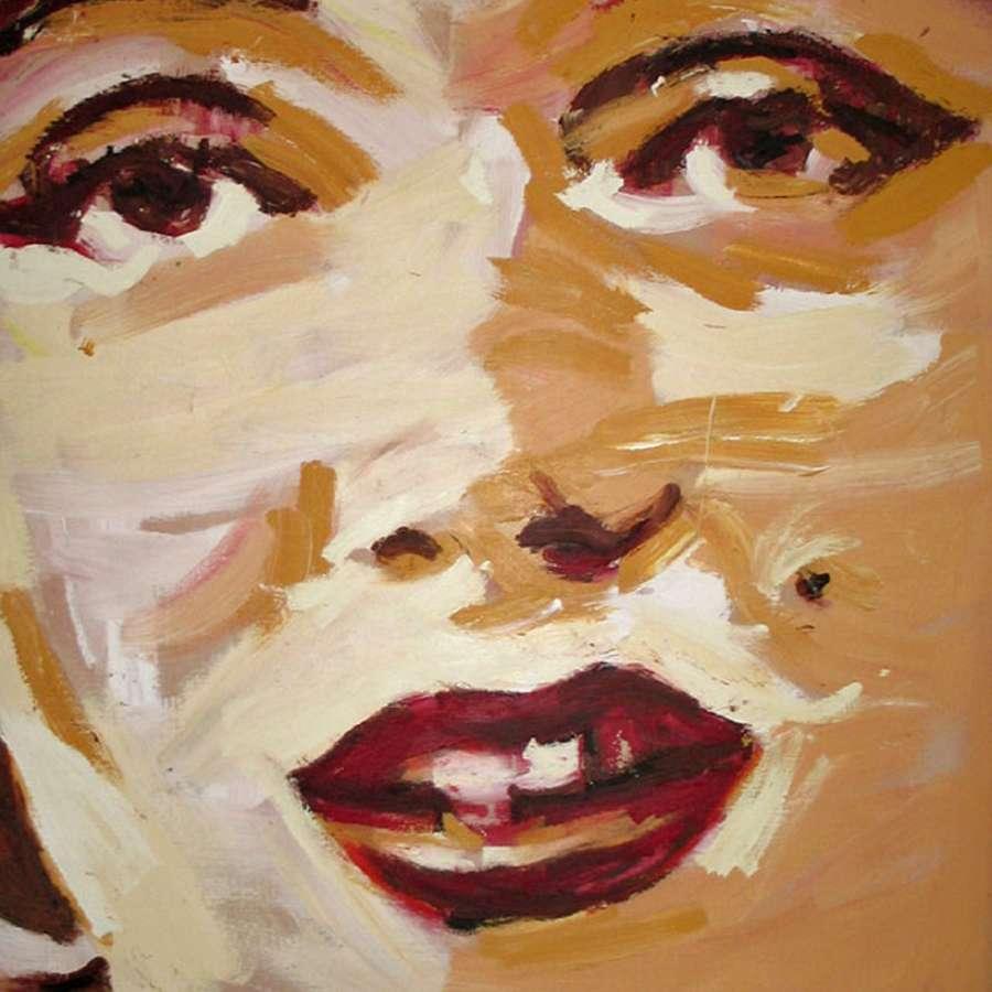 Henry Mee.  Marilyn Monroe.