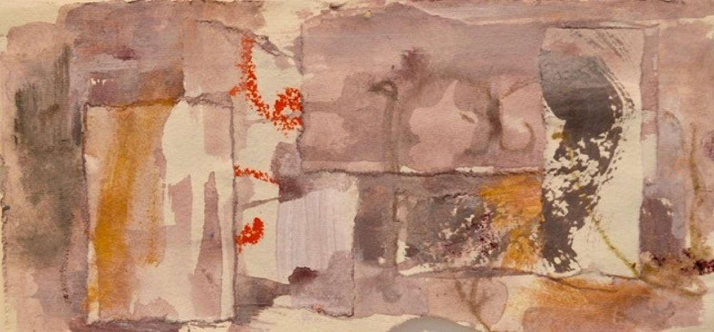 Judith Brenner. The Walls of Bagru 2.