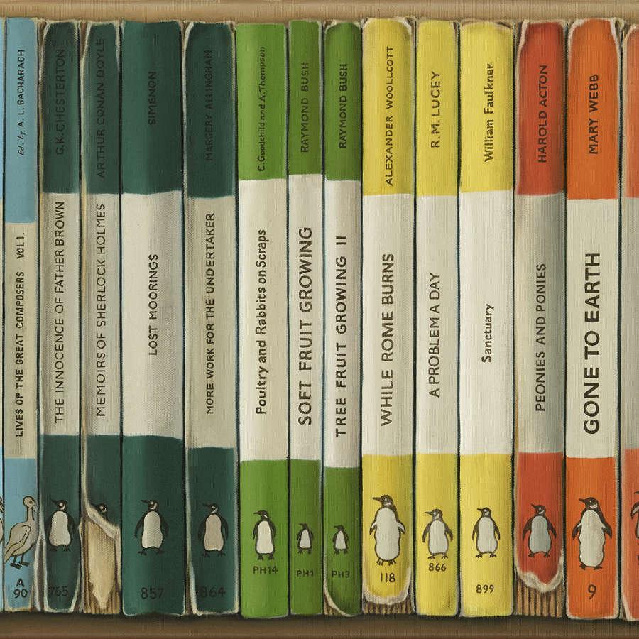 Roo Waterhouse. Rainbow of Reads.