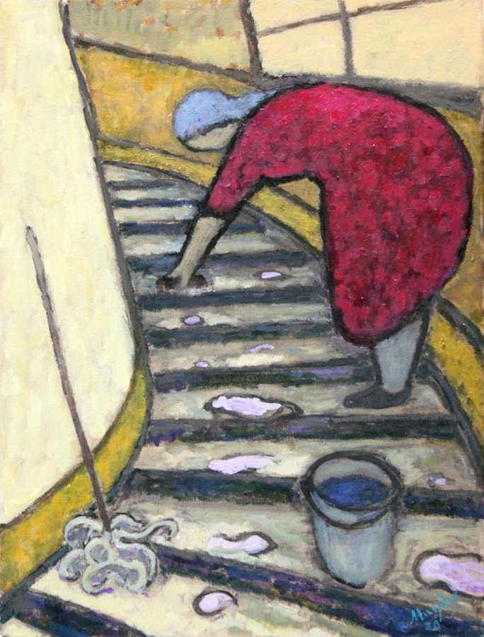 Anthony Murphy. The Endless Stair.