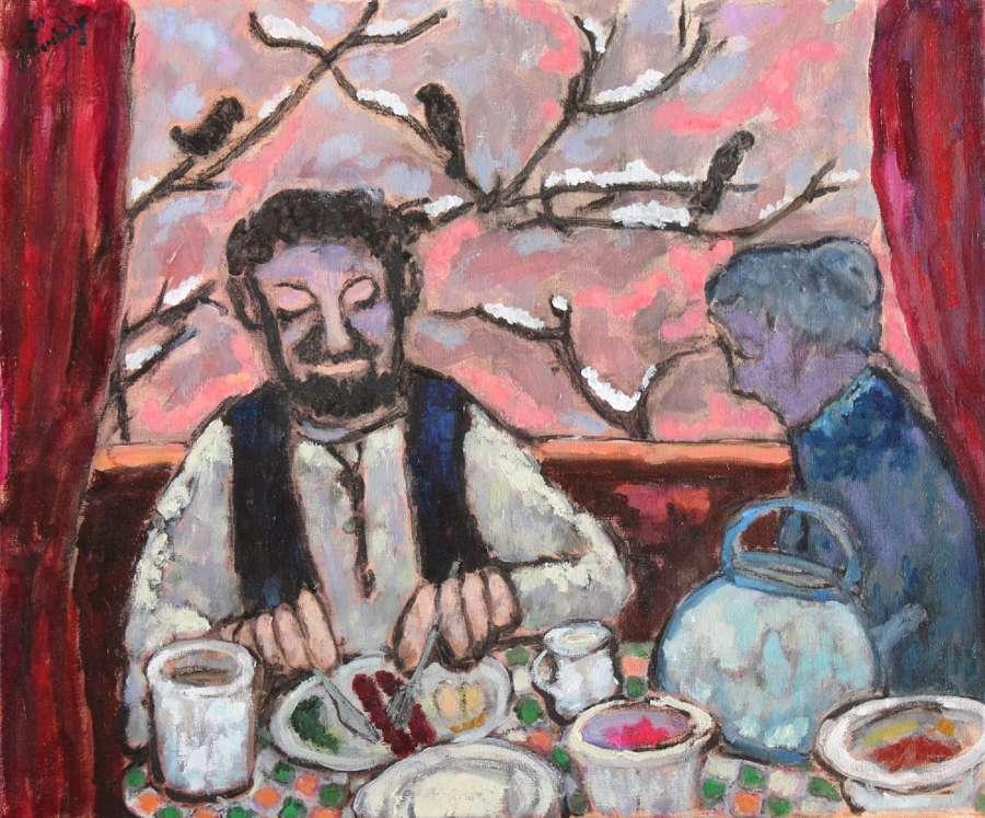 Anthony Murphy. Winter Feast.