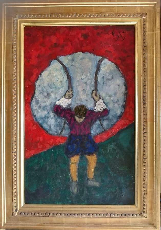 Anthony Murphy. Sisyphus.