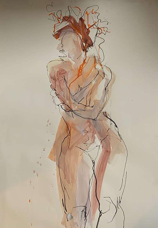 Judith Brenner. Sarita's Embrace.