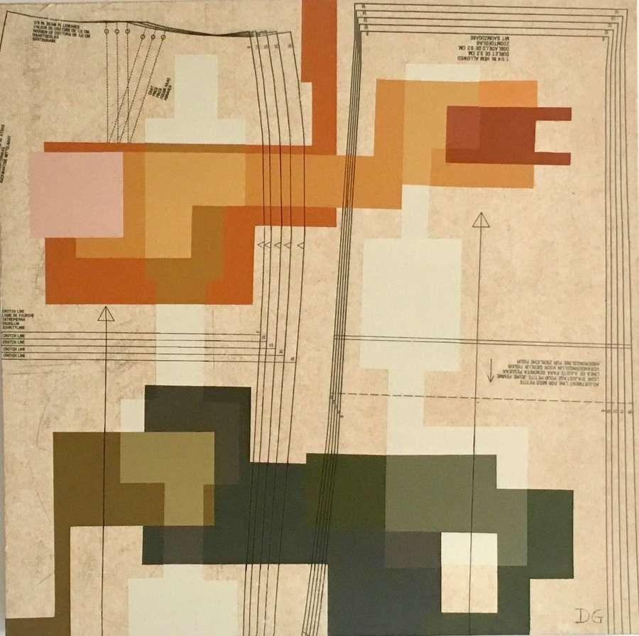 Donna Grey.  Ley Lines.