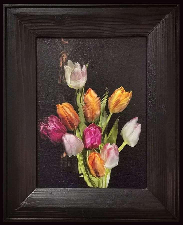 Aleander James.  Tulips.