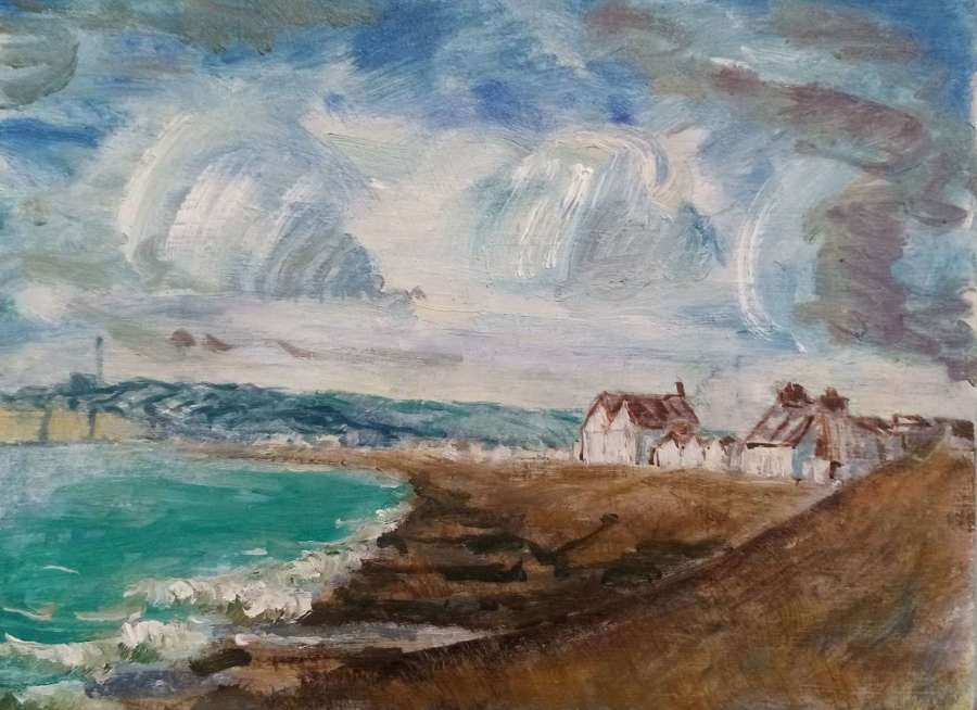 Nick Bush. Seaford Bay.