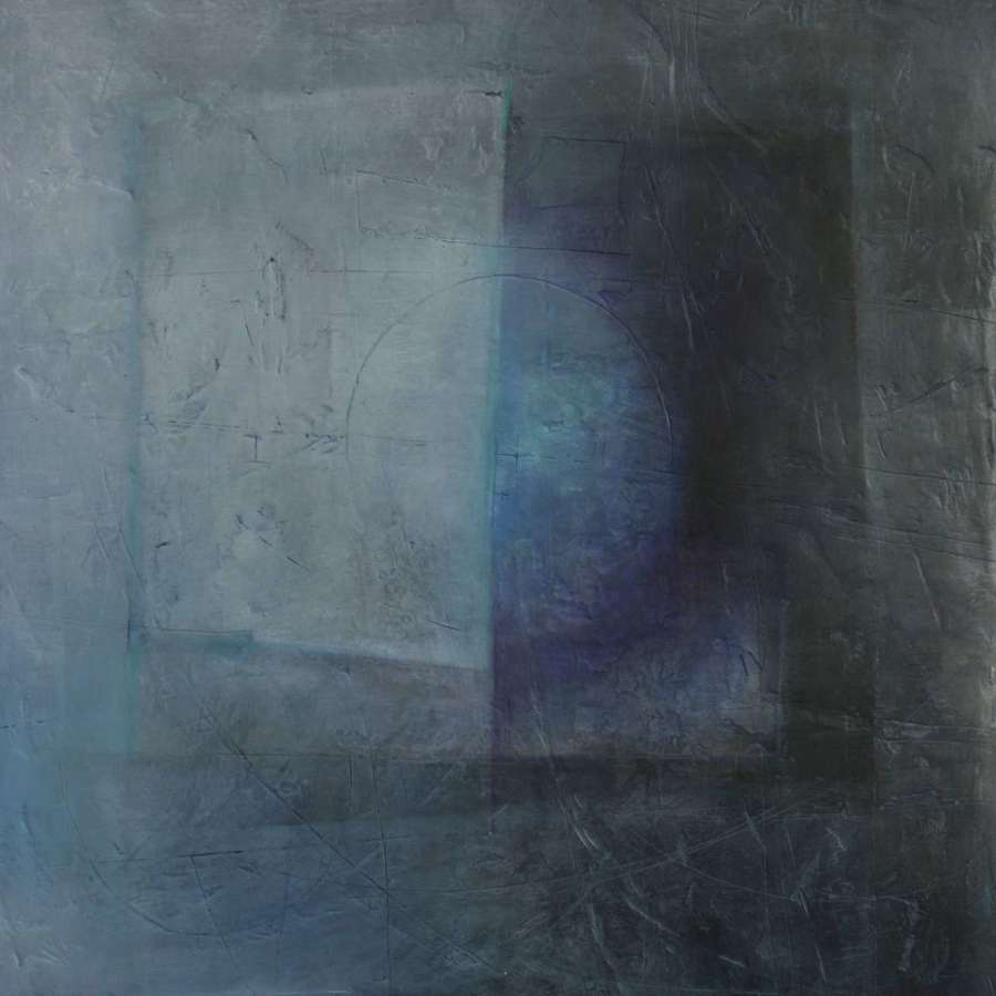 Michele Griffiths. Blue Orb