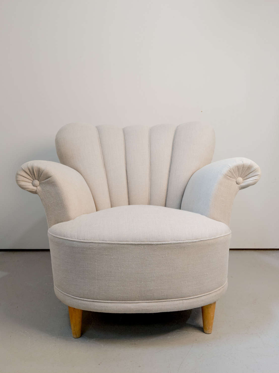 Circa 1950's French chair