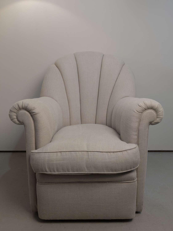 Circa 1920 An English Armchair