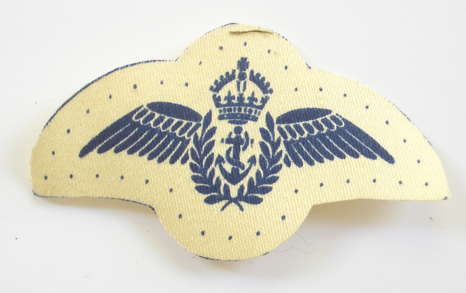 WW2 RN Fleet Air Arm rating pilot's wing