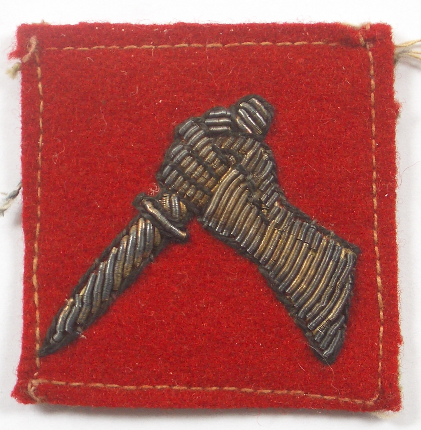 19th Indian Division WW2 formation sign
