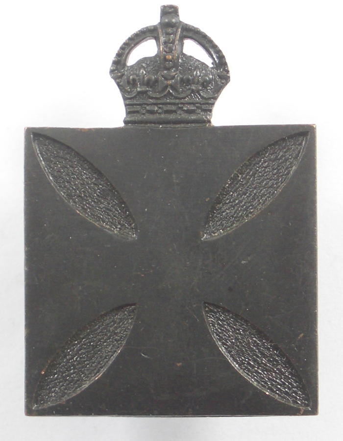 Australian WW1 Chaplain's cap badge