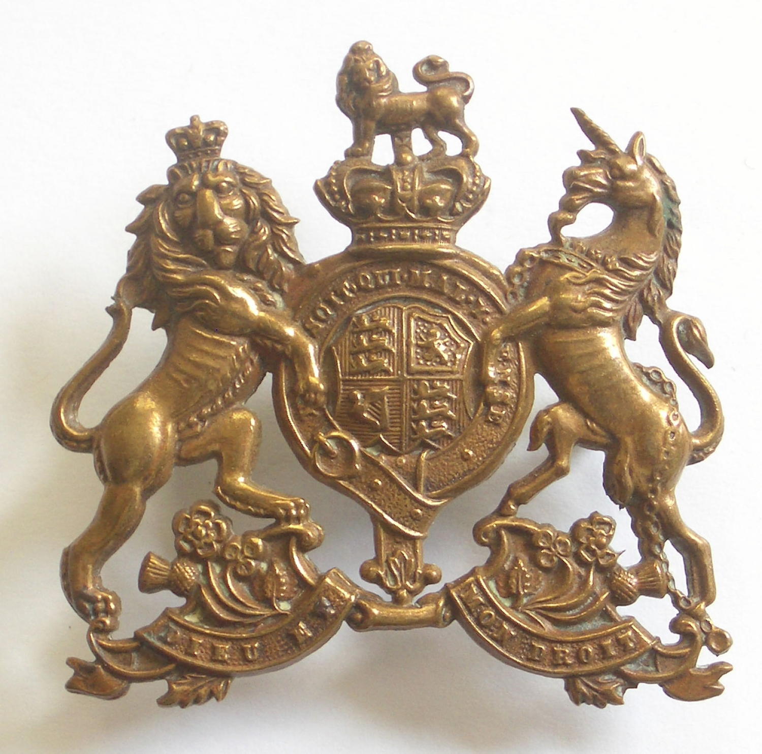 R Home Counties Reserve Regiment badge