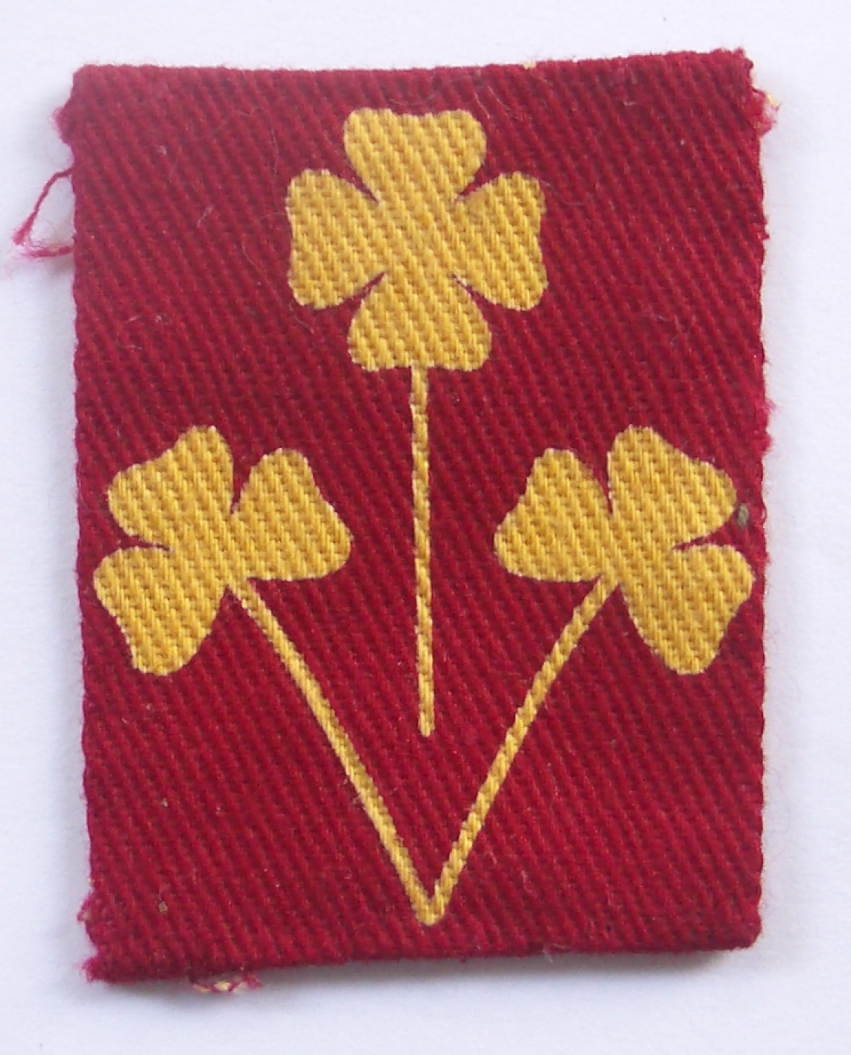 8th Indian Division WW2 formation sign
