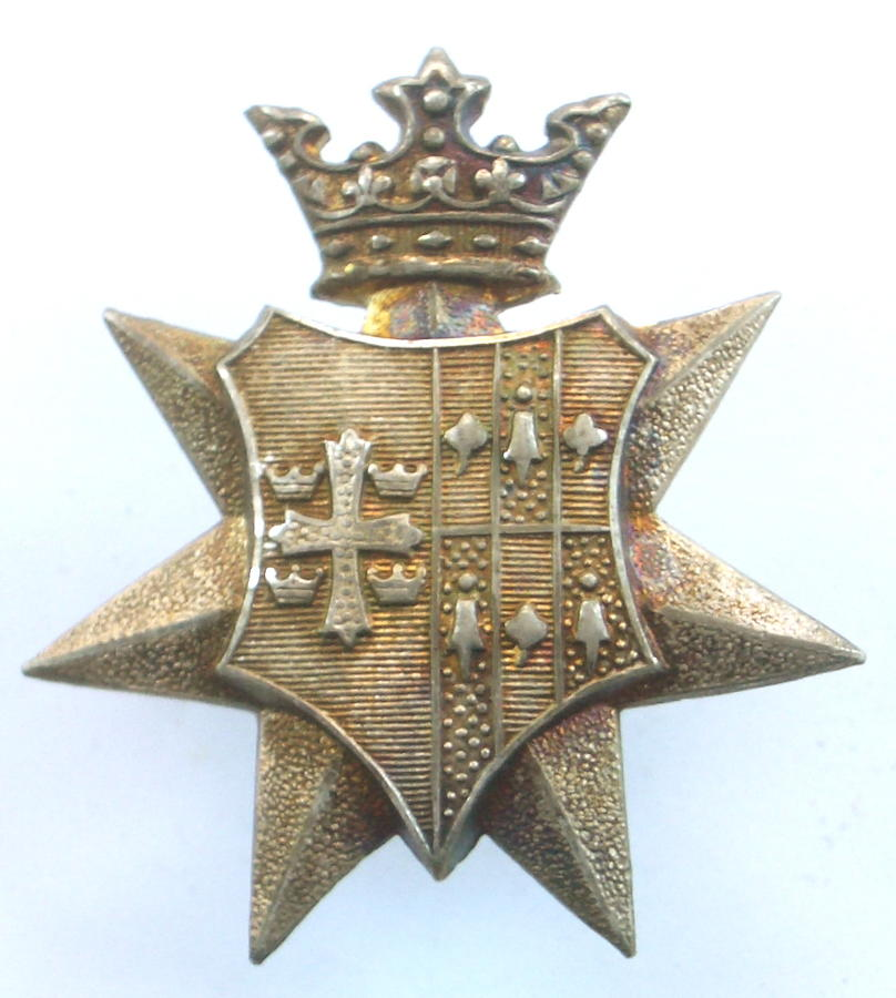 St. Edward's Oxford OTC Officer cap badge