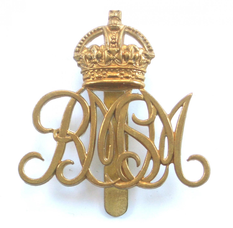 Royal Military School of Music cap badge