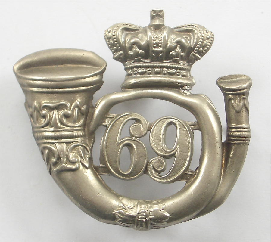 Herefordshire Rifle Volunteers cap badge