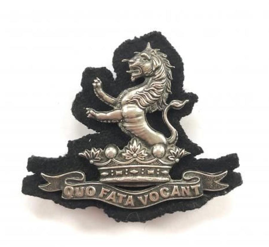 7th (Princess Royal's) Dragoon Guards Boer War NCO's 1901 Birmingh