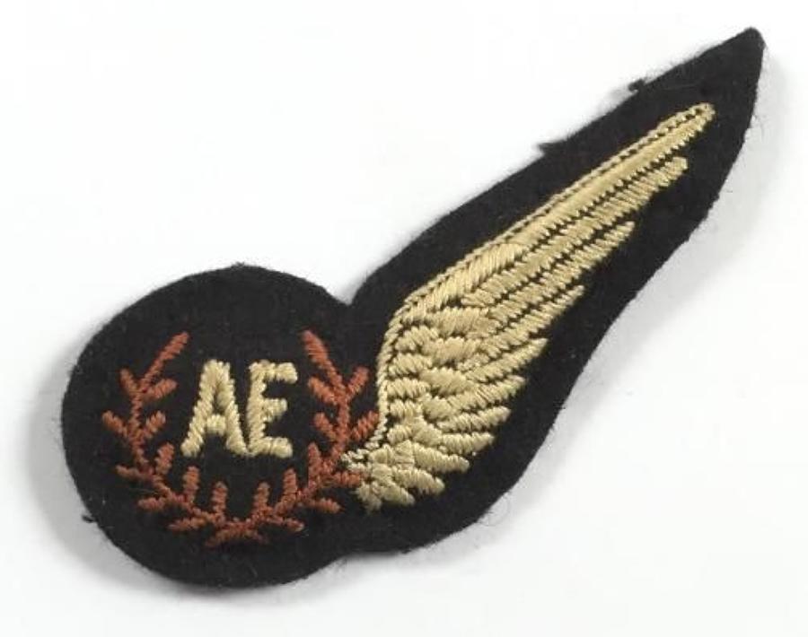 1970's Period RAF Air Electronics Operators Brevet.