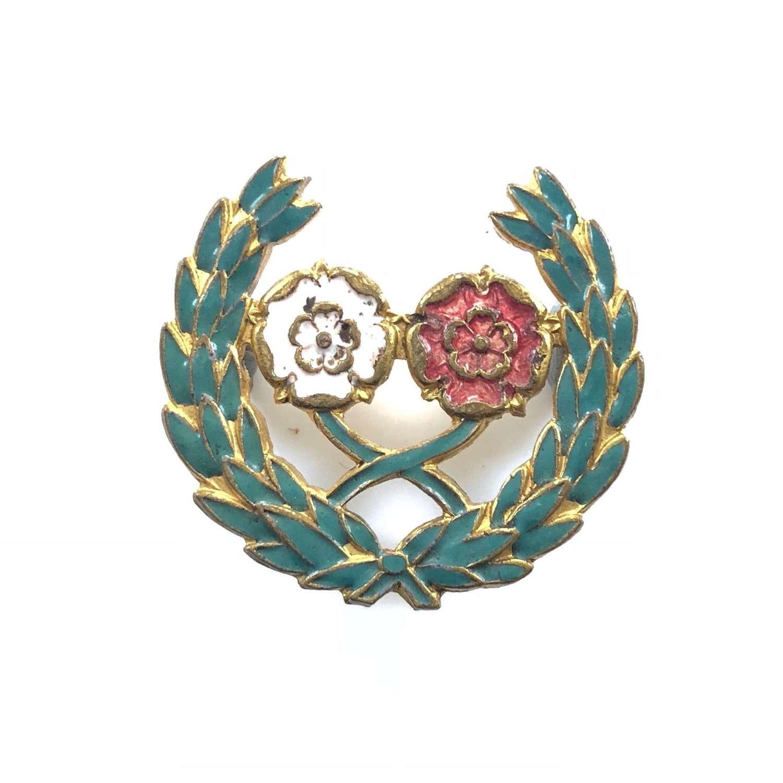 31st Division WW1 'battle badge'