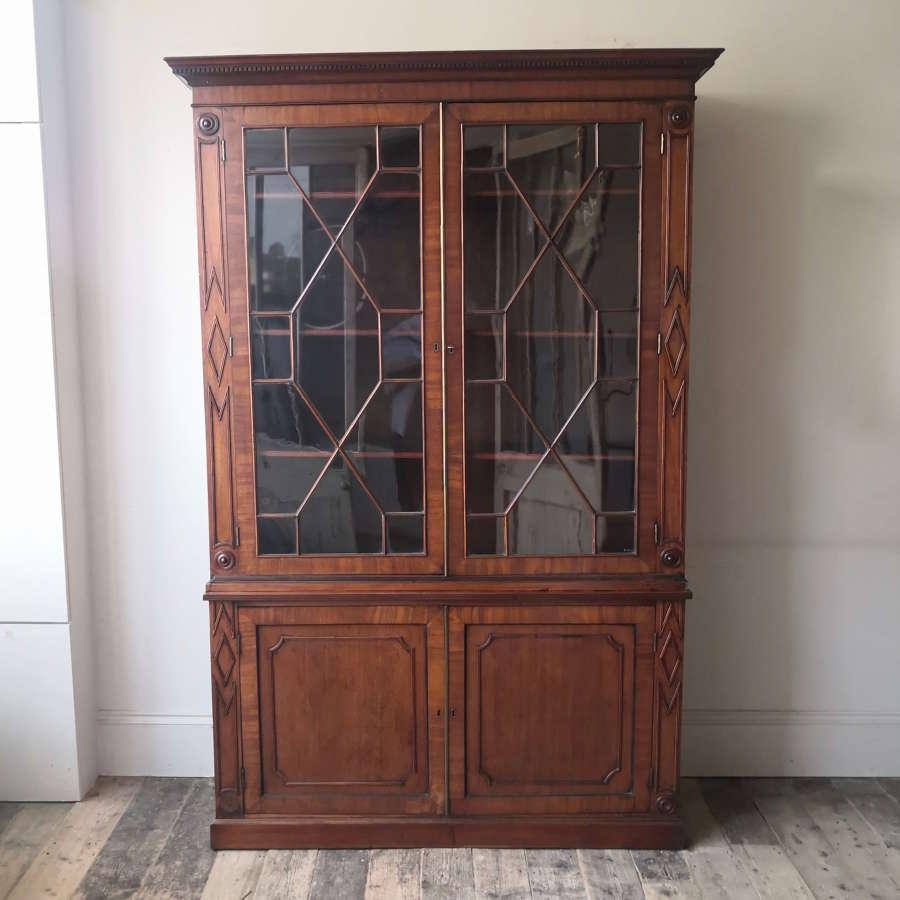 Bookcases, cupboards and chests